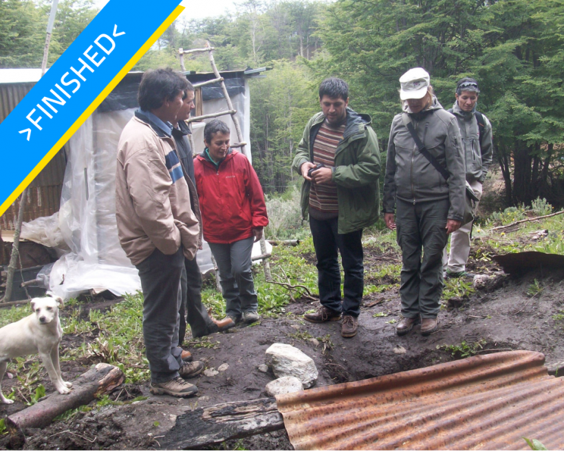 Water and Sanitation in Ushuaia