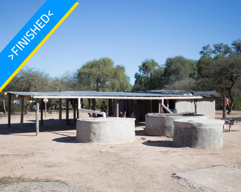 """Water in """"El Negrito"""" Community"""