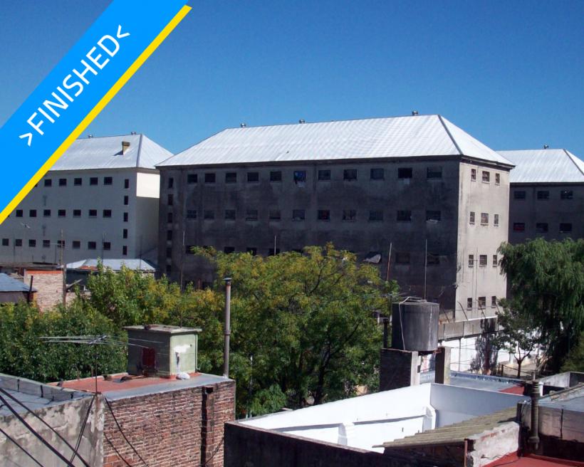 Strengthening of the Printing Plant in Devoto Prison