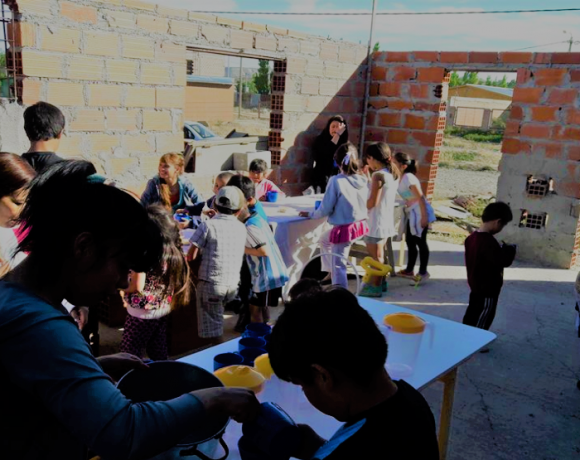 Expansion of soup kitchen in Comodoro Rivadavia