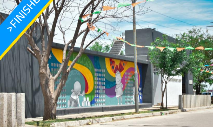 Community Areas in Zepa B Neighborhood, Córdoba