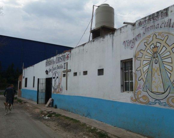 Extension of the addiction rehab center in Barrio Ramón Carrillo