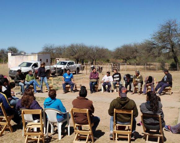 "Water Supply in ""San Antonio"" Community"