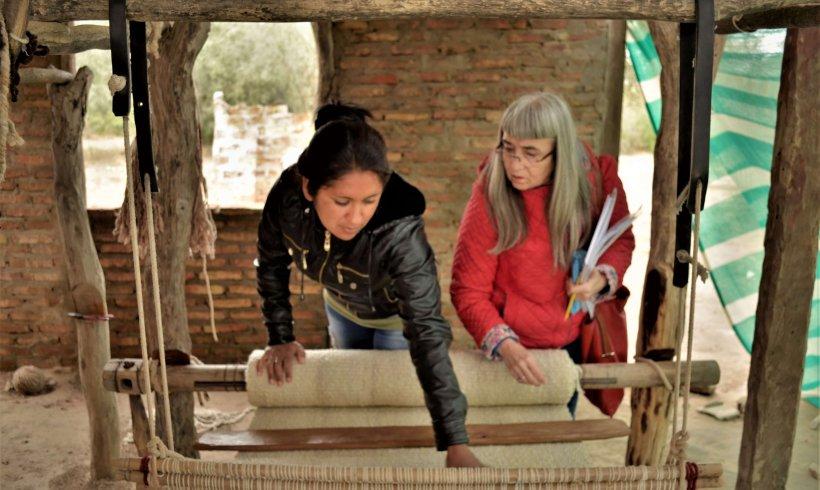 Women of Santiago del Estero's Mount: Handicraft and Fair Trade