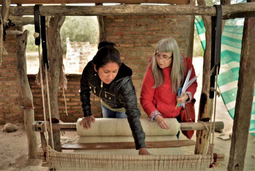 Women of Santiago del Estero's Mount: Handicraft and Fair Trade
